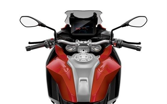 BMW F 900 XR  - motorcycle rental Spain