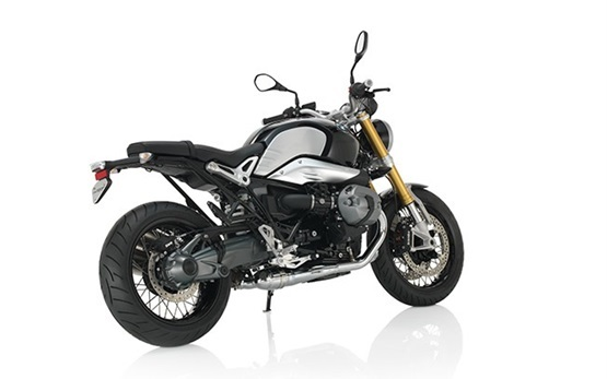 BMW R NINE T  - Motorrad mieten Porto
