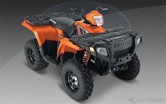 Polaris Sportsman 500cc - ATV hire