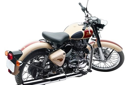 Rent Royal Enfield Classic 500 - hire a motorbike in Nice