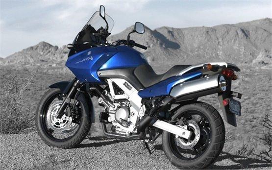 Сузуки В-Стром 650cc прокат мотоцикла Загреб