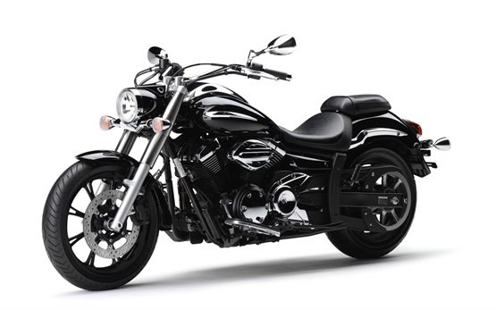 Yamaha XVS950A Midnight Star - motorcycle rental in Croatia