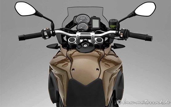 2013 BMW F800 GS - прокат мотоцикла Румыния