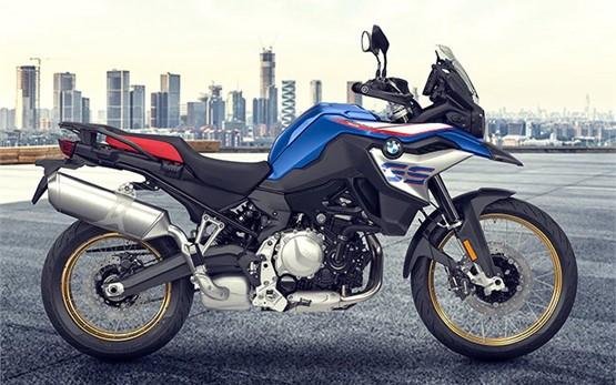 BMW F800 GS - аренда мотоциклов Европа