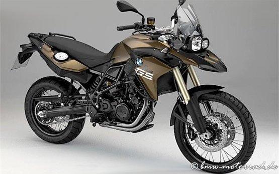 2013 BMW F800 GS - аренда мотоциклов Бухарест