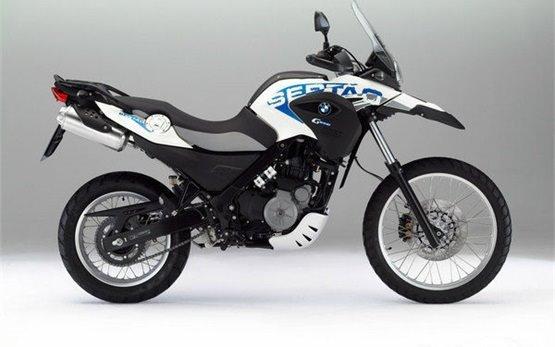 2013 БМВ G 650 GS - аренда мотоцикла Сардиния
