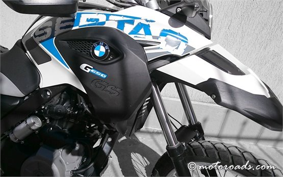 2013 BMW G 650 GS SERTAO - rent a bike