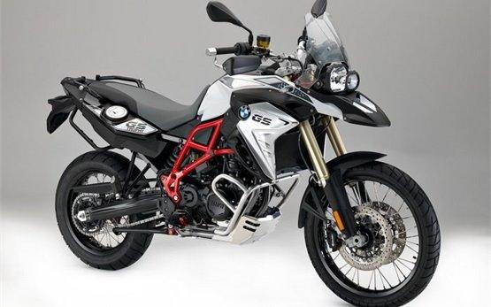 BMW F800 GS - прокат мотоциклов Италия