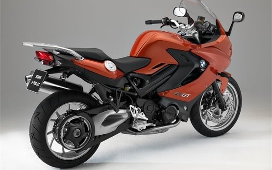 BMW F800 GT - bike hire Barcelona