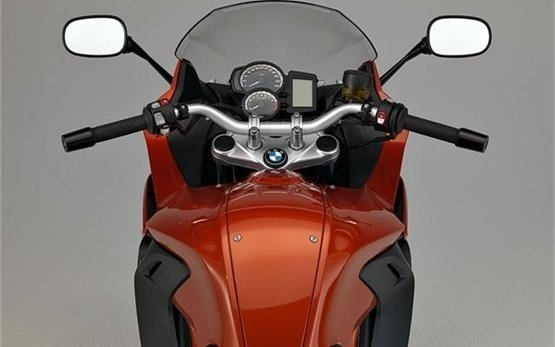 BMW F800 GT - прокат мотоциклов Барселона