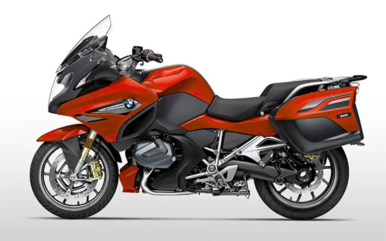 2019 Bmw R 1200 Rt 125hp