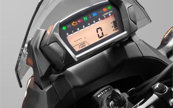 Honda NC750X - аренда мотоциклов Афины