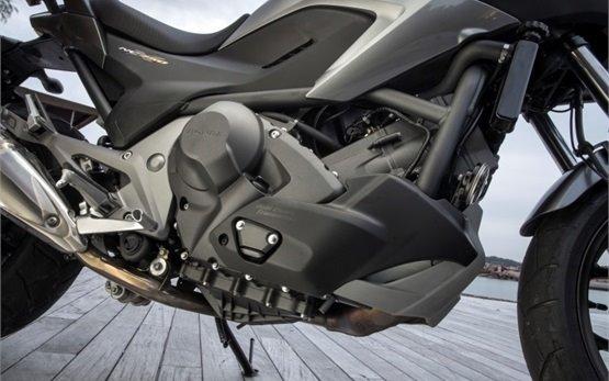 Honda NC750X - мотор под наем в Гърция