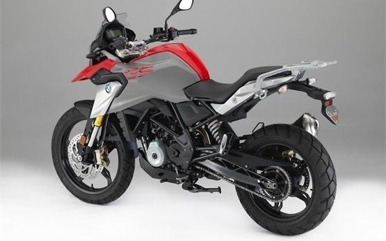 BMW G 310 GS - аренда мотоциклов в Португалия