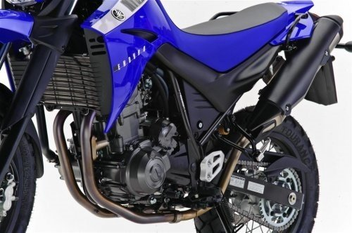 Yamaha XT660R - прокат мотоцикла - Мальорка