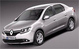 2016 Renault Symbol 1.4
