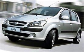 2008 Hyundai Getz 1.2