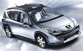 2014 Peugeot 207 SW