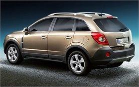 2009 Opel Antara 4x4