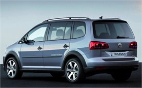 2011 VW Touran Automatic