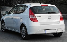 2012 Hyundai i30 car rental
