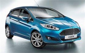 2013 Ford Fiesta 1.4 tdi