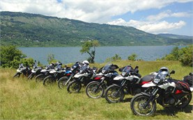 2013 Macedonia-Albania-Greece motorbike tour