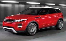 2015 Range Rover Evoque