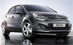 2016 KIA RIO 1.2l