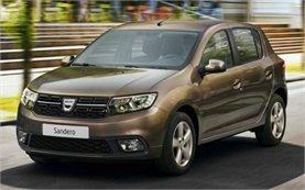 2017 Dacia Sandero 1.5 dci