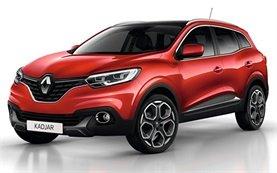 2017 Renault Kdjar 1.5 dci AUTO