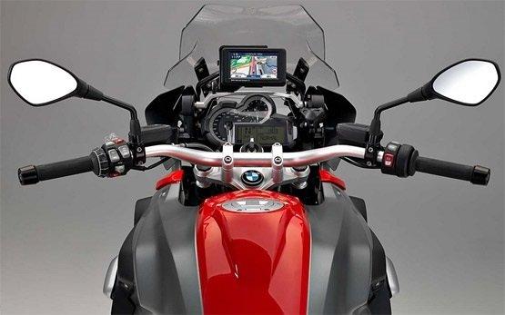 2015 БМВ R 1200 GS - прокат мотоциклов в Испании
