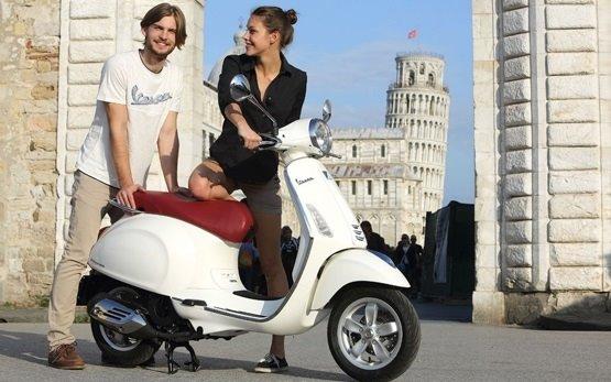 2013 Piaggio Vespa 125 Primavera - alquiler de scooters