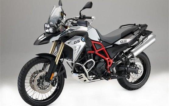 BMW F800 GS мотоцикл напрокат в Риме