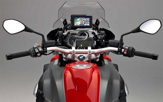 2016 БМВ R 1200 GS - прокат мотоциклов - Швейцария