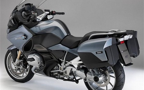 BMW R 1200 RT - motorcycle rental in Italy
