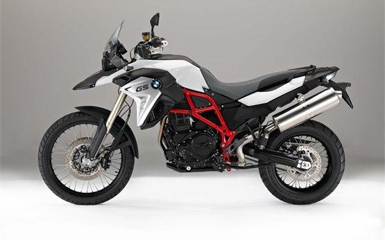 BMW F800 GS мотоцикл напрокат - Крит, Греция