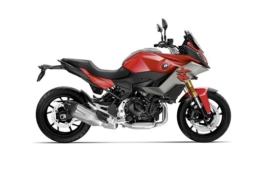 BMW F 900 XR - hire motorbike Spain