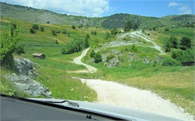 4WD jeep tours in Bulgaria
