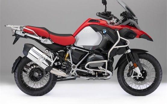 2013 BMW R 1200 GS Adventure - мотор под наем в Испания