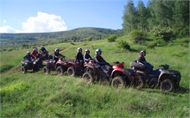 Adventure ATV tours in Bulgaria