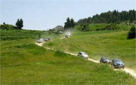 Adventure Jeep tours in Bulgaria