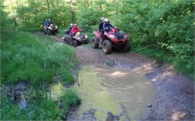 Adventure quad tours in Bulgaria