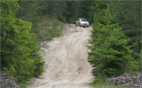 Adventure sport in Bulgaria - Jeep tours