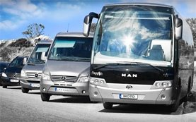 Burgas airport shuttle transfers