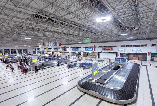 Antalya airport (AYT)