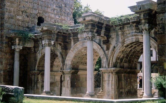Antalya Hadrian`s Gate