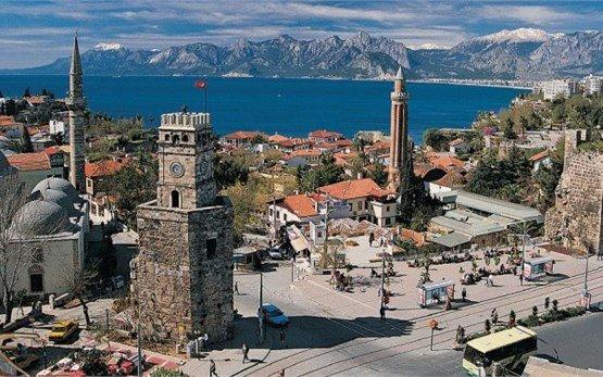 Antalya old city