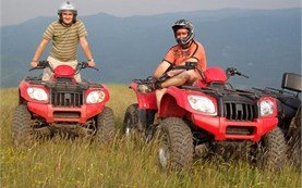 ATV excursions near Sofia