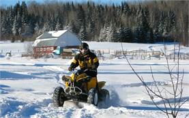 ATV-guad rentals in Borovets